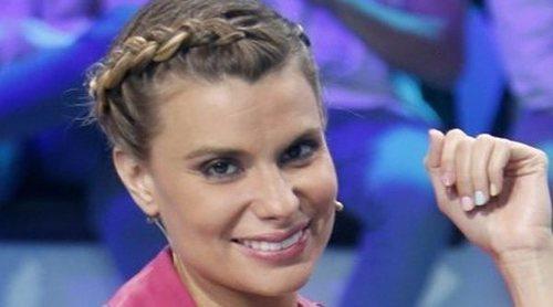 María Lapiedra se queda sin obligo después de someterse a una lipoescultura