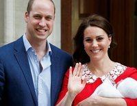 El Príncipe Guillermo y Kate Middleton anuncian la fecha del bautizo del Príncipe Luis