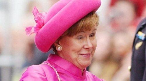 Cristina de Holanda, tía del Rey Guillermo Alejandro de Holanda, sufre cáncer de huesos