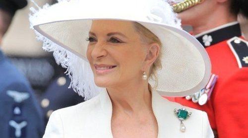 La Princesa Michael de Kent, una royal polémica y poco común en la corte de la Reina Isabel II
