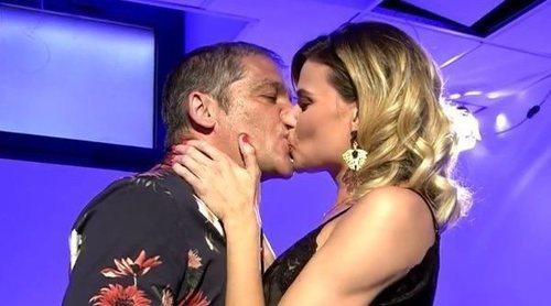 El romántico reencuentro de Gustavo González y María Lapiedra tras su crisis de pareja