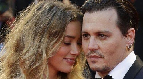 Johnny Depp cuenta que sufrió una grave depresión tras su divorcio de Amber Heard y la muerte de su madre