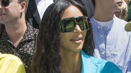 Kim Kardashian vuelve a viajar a París tras el atraco que sufrió hace dos años