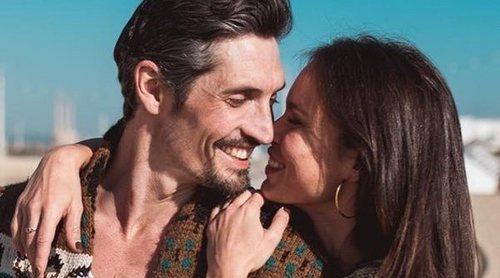 Mireia Canalda y Felipe López se casan en una mágica boda ibicenca