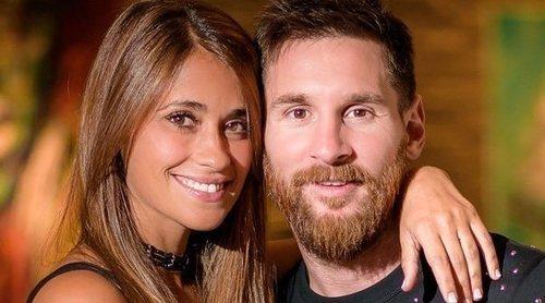 Antonella Roccuzzo dedica una romántica felicitación a Leo Messi por su cumpleaños