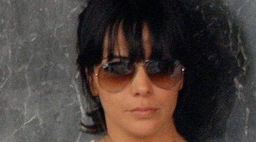 Raquel del Rosario, rota de dolor por la muerte de su cuñado, Edu del Prado