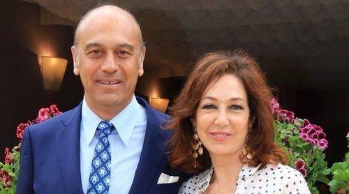Ana Rosa Quintana dedica un cariñoso mensaje a su marido Juan Muñoz