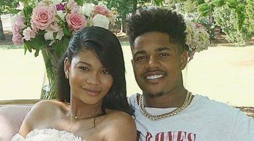 Chanel Iman y Sterling Shepard revelan el sexo del bebé que están esperando