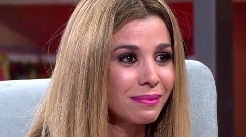 Natalia Rodríguez se emociona en 'Viva la vida': 'Me vi en un precipicio con mi vida'