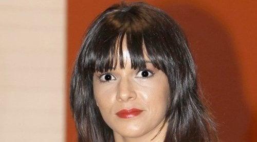 La emotiva despedida de Raquel del Rosario y su hermano Misael a Edu del Prado en Valencia