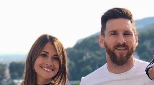 Antonella Roccuzzo y sus tres hijos viajan a Rusia para apoyar a Leo Messi durante el Mundial 2018