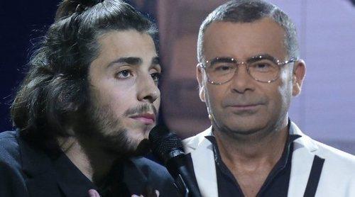 Jorge Javier Vázquez contra Salvador Sobral por criticar 'Sálvame': 'Has ganado Eurovisión, no creado Grindr'