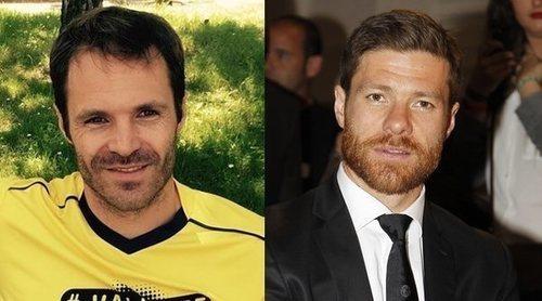 Así son y así se llevan Mikel, Xabi y Jon Alonso, tres hermanos que dedicaron su vida al fútbol