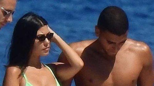 Las vacaciones de ensueño de Kourtney Kardashian con Younes Bendjima y sus hijos en Portofino