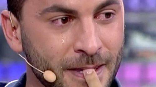 Antonio Tejado, destrozado tras marcharse de 'Sálvame': 'Anda por las calles con la mirada perdida'
