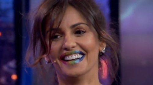 Mónica Cruz accede a la petición de Pablo Motos de salir en 'El hormiguero' sin maquillaje