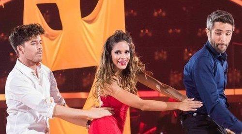El duelo de baile de Roi Méndez y Roberto Leal en 'Bailando con las estrellas'