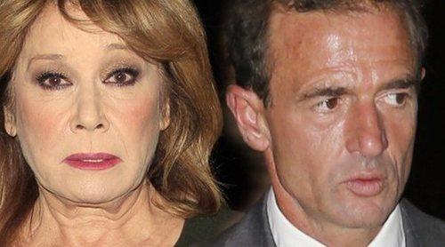 Mila Ximénez vs Alessandro Lequio por la estafadora de los famosos: 'No te pongas al lado del delincuente'