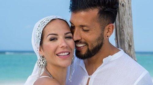 Tamara Gorro y Ezequiel Garay terminan sus vacaciones de verano por todo lo alto