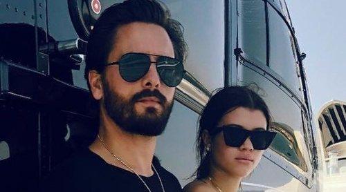 Sofia Richie y Scott Disick disfrutan de sus vacaciones de verano en Marbella
