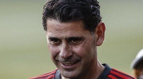 Fernando Hierro abandona su puesto de director deportivo de la Selección Española