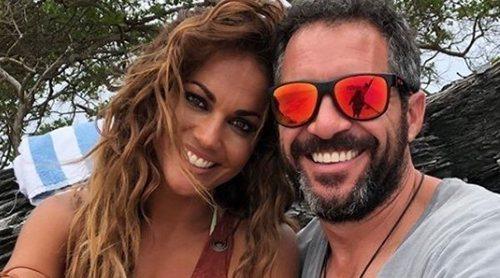 La declaración de amor de Edu Blanco a Lara Álvarez: 'Gracias por estos 8 meses increíbles'
