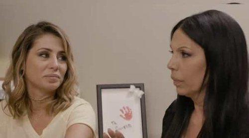 El enfado de Elena Tablada con Toñi Salazar por considerarla 'famosa de segunda' en 'Ven a cenar conmigo'