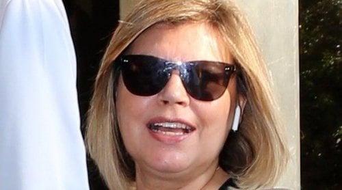 Terelu Campos ingresa en el hospital para ser operada de cáncer junto a Carmen Borrego y María Teresa Campos