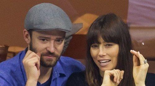 Justin Timberlake se lleva de gira por Europa a su mujer Jessica Biel y su hijo