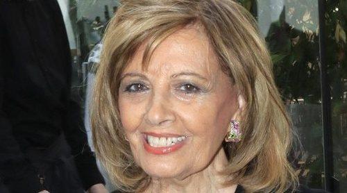 María Teresa Campos y su felicidad tras los resultados: 'Terelu Campos ahora mismo ya no tiene nada'