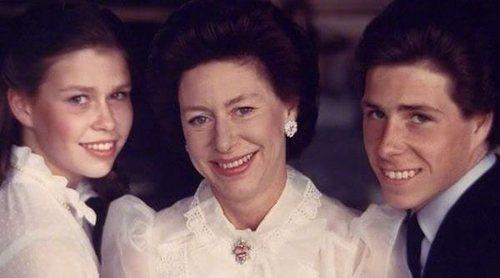 Así son los Armstrong-Jones, hijos de la polémica Princesa Margarita y discretos sobrinos de la Reina Isabel