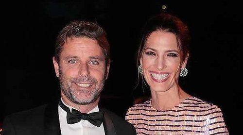 Laura Sánchez y David Ascanio rebosan felicidad en su primera aparición tras su boda secreta