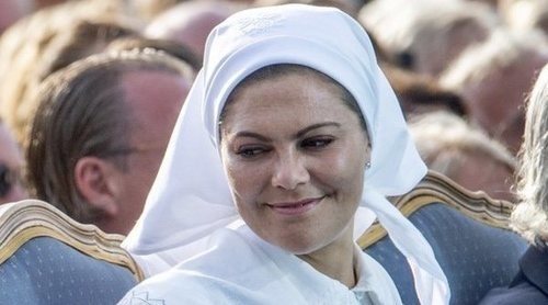 La espontaneidad de Óscar de Suecia roba el protagonismo a la Princesa Victoria en su 41 cumpleaños