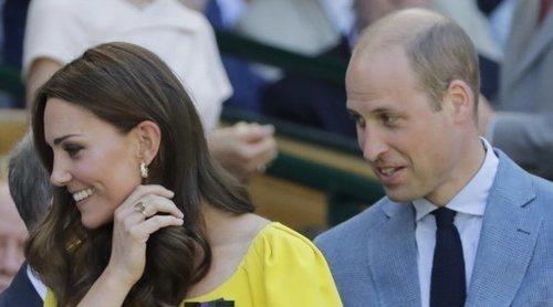 Kate Middleton no tiene competencia en la final masculina de Wimbledon 2018