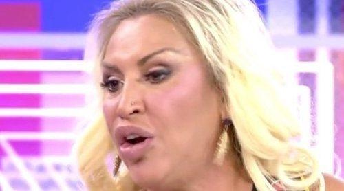 Raquel Mosquera: 'Si a mí Rocío Carrasco me denuncia, aunque me arruine, voy a muerte'