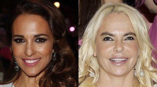 Paula Echevarría y Leticia Sabater serán vecinas