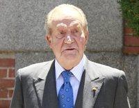 El Rey Juan Carlos disfruta de sus vacaciones ajeno a la polémica sobre los audios de Corinna