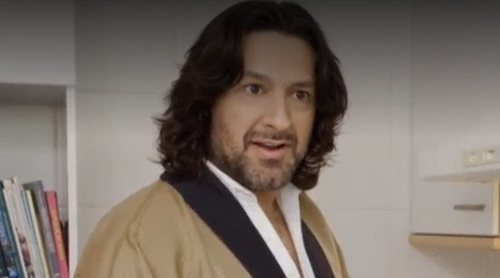 Rafael Amargo se estrena como anfitrión de 'Ven a cenar conmigo: Summer Edition' con un peculiar menú