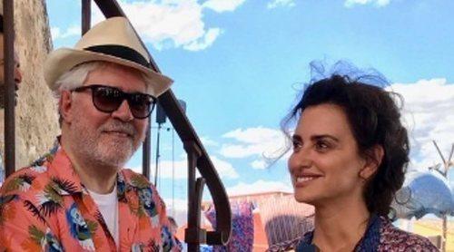 El lado más 'campechano' de Penélope Cruz en 'Dolor y Gloria', la nueva película de Pedro Almodóvar