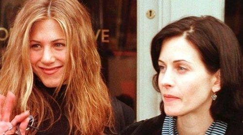Jennifer Aniston y Courteney Cox: dos colegas incondicionales cuya amistad fue más allá de 'Friends'
