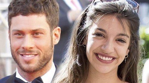 Ana Guerra y José Lamuño, muy cariñosos en plena calle