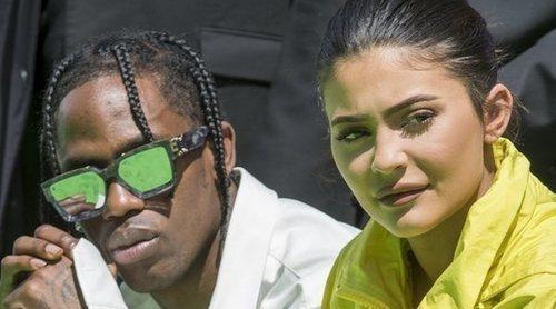 Kylie Jenner conoció a Travis Scott solo un mes antes de quedarse embarazada