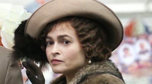 Primeras imágenes de Helena Bonham Carter y Ben Daniels, la Princesa Margarita y  Antony Armstrong-Jones en 'The Crown'