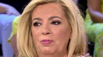 Carmen Borrego sobre Terelu Campos: 'Se está recuperando muy bien y seguimos a la espera de resultados'