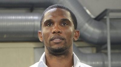 Samuel Eto'o, demandado por no mantener a su segundo hijo