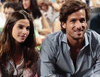 Feliciano López y Sandra Gago acuden juntos al concierto de Alejandro Fernández