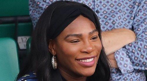 Serena Williams comparte una tierna y 'viajera' imagen con su hija Olympia