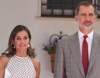 Los Reyes Felipe y Letizia, emocionados en la celebración del 210 aniversario de la batalla de Bailén