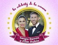 Pilar Rubio y Sergio Ramos, las celebrities de la semana tras anunciar su boda