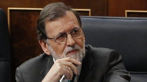 Un supuesto Mariano Rajoy, pillado en la playa de Santa Pola